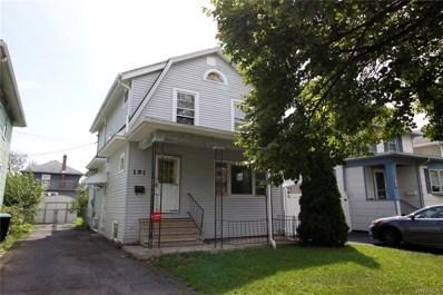 191 Wardman Road, Kenmore, NY 14217 - #: B1145279