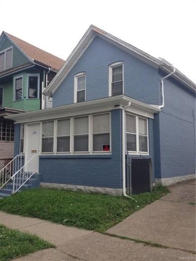 251 Breckenridge Street, Buffalo, NY 14213 - #: B1148303