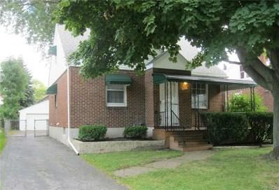 666 Mount Vernon Road, Cheektowaga, NY 14215 - #: B1148360