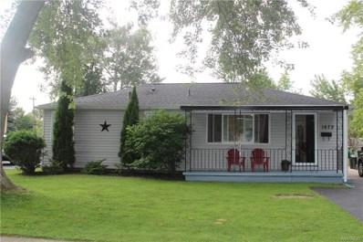 1675 Eddy Drive, North Tonawanda, NY 14120 - #: B1148639