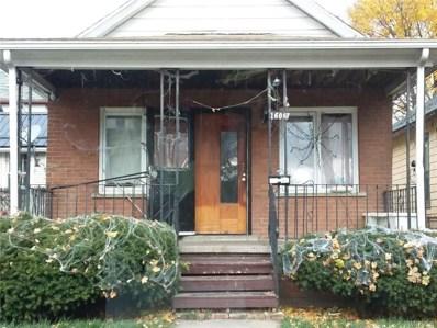1608 Walnut Avenue, Niagara Falls, NY 14301 - #: B1159492