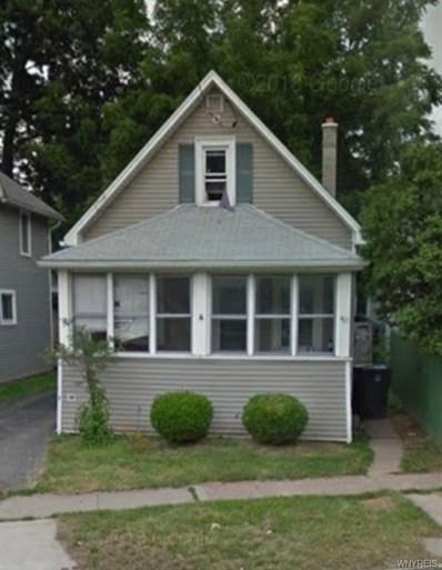 463 Walnut Street, Lockport, NY 14094 - #: B1159643