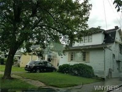 93 Thatcher Avenue, Buffalo, NY 14215 - #: B1159924