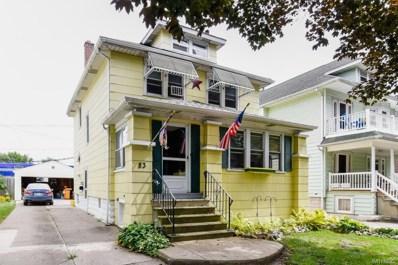 83 Heussy Avenue, Buffalo, NY 14220 - #: B1220190