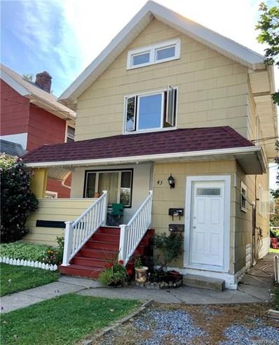 43 Maple Street, Lackawanna, NY 14218 - #: B1288400