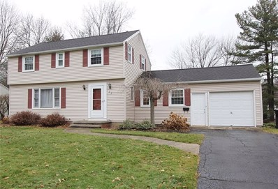 33 Lincolnshire Road, Webster, NY 14580 - #: R1100955