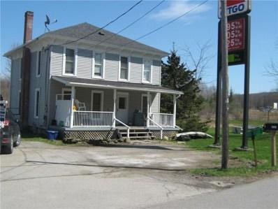 6161 S Livonia Rd Road, Conesus, NY 14435 - #: R1112327