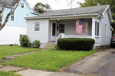 931 Newland Avenue, Jamestown, NY 14701 - #: R1155908