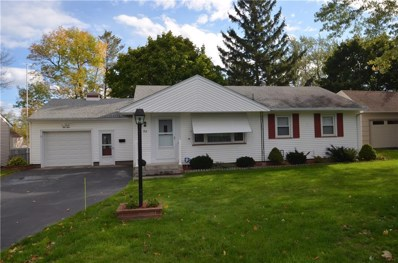58 Ironwood Drive, Rochester, NY 14616 - #: R1155935