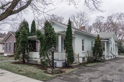 390 Gregory Street, Rochester, NY 14620 - #: R1156247