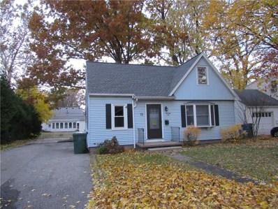 72 Ellington Road, Rochester, NY 14616 - #: R1158967