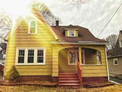 82 Lakin Avenue, Jamestown, NY 14701 - #: R1160667