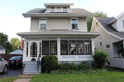 605 Ridgeway Avenue, Rochester, NY 14615 - #: R1162892