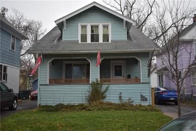 835 Seward Street, Rochester, NY 14611 - #: R1163022