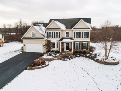 12 King Fisher Drive, Spencerport, NY 14559 - #: R1163484