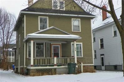 124 Aberdeen Street, Rochester, NY 14619 - #: R1164729