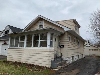 42 Nichols Street, Rochester, NY 14609 - #: R1167842