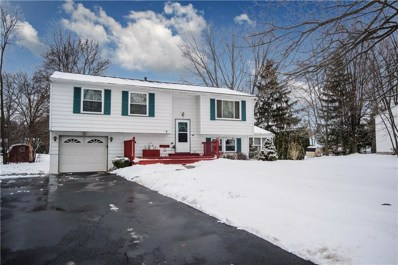 9 Battle Green Drive, Rochester, NY 14624 - #: R1168697