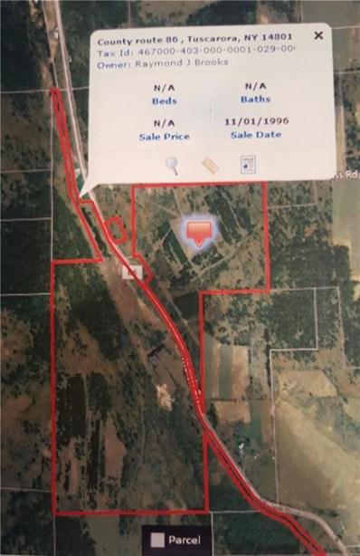 County Route 86, Tuscarora, NY 14801 - #: R1177237