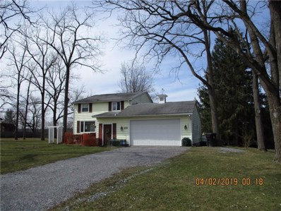 5170 Old Bald Hill Road, Hemlock, NY 14466 - #: R1182498