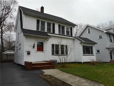 401 Simpson Road, Rochester, NY 14617 - #: R1183589