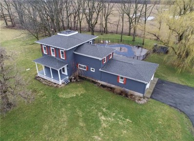1283 Middle Black Brook Road, Tyre, NY 13148 - #: R1184328
