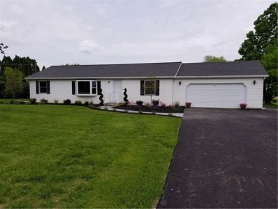 6080 N Bloomfield Road, Canandaigua-Town, NY 14424 - #: R1202493