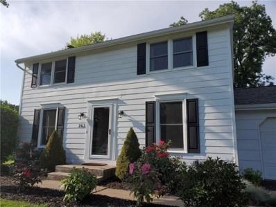 763 Saffron Lane, Webster, NY 14580 - #: R1218844