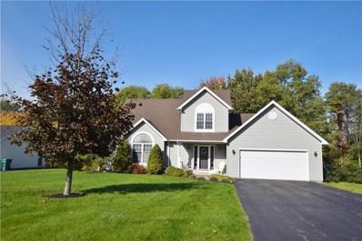 3555 View Pointe Drive, Walworth, NY 14502 - #: R1232218