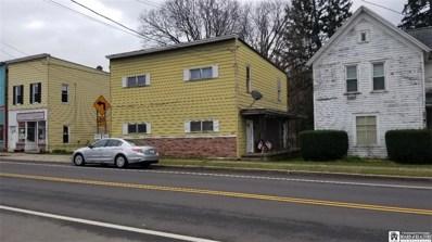 47 W Main Street, Carroll, NY 14738 - #: R1314678
