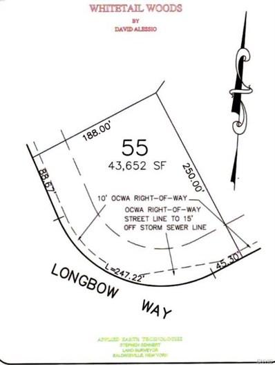 55 Longbow Way, Lysander, NY 13027 - #: S1051595