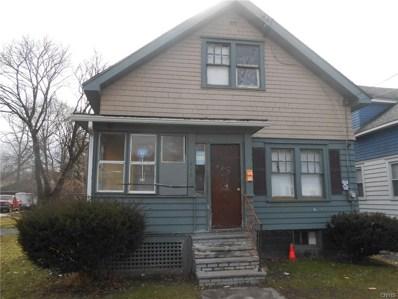 413 Fitch Street, Syracuse, NY 13204 - #: S1130675