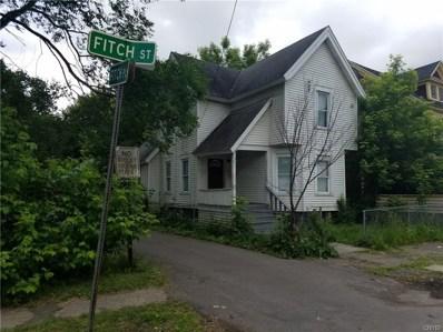 331 Fitch Street, Syracuse, NY 13204 - #: S1131072