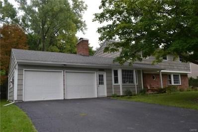 511 Standish Drive, Syracuse, NY 13224 - #: S1143050