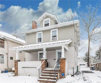256 Nichols Avenue, Syracuse, NY 13206 - #: S1153526