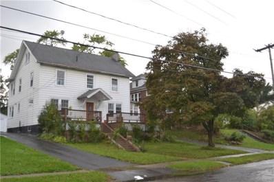 323 Grant Boulevard, Syracuse, NY 13206 - #: S1154282