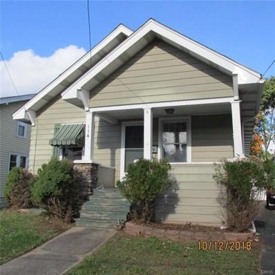 114 Dryden Avenue, Utica, NY 13502 - #: S1155285