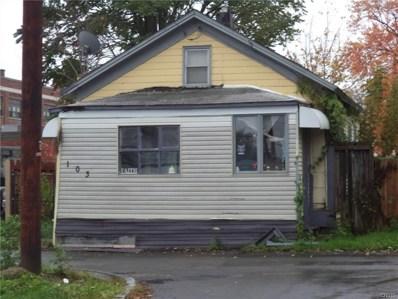 103 McCormick Avenue, Syracuse, NY 13202 - #: S1164222