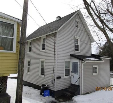 22 W Shore Street, Little Falls-City, NY 13365 - #: S1178673