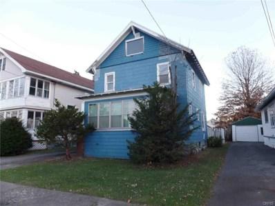 1119 Kellogg Avenue, Utica, NY 13502 - #: S1237199