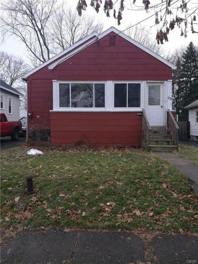 279 Rigi Avenue, Syracuse, NY 13206 - #: S1244495
