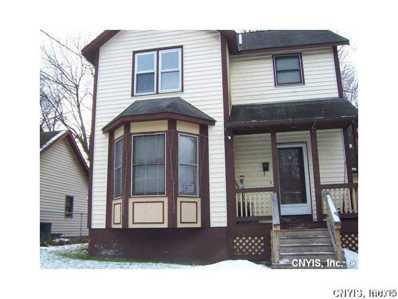 111 White Street, Syracuse, NY 13204 - #: S345696
