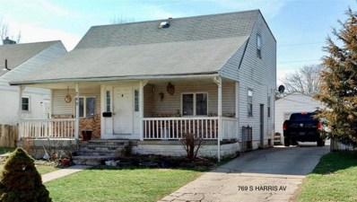 769 S Harris Avenue, Columbus, OH 43204 - #: 218027459