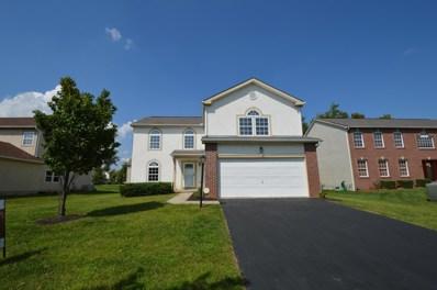 8006 Harvestmoon Drive, Reynoldsburg, OH 43068 - #: 218028201
