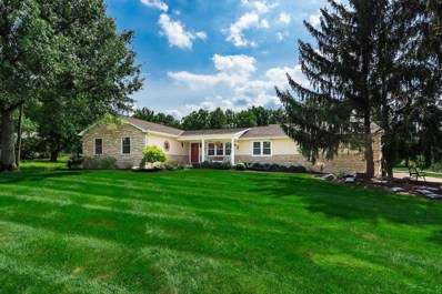 8370 Manitou Drive, Westerville, OH 43081 - #: 218034277