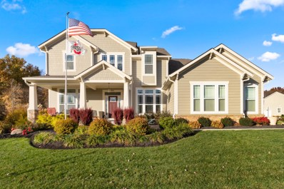 8444 Holmesdale Place, New Albany, OH 43054 - #: 218041665