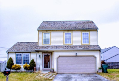 6066 Brook Bay Court, Canal Winchester, OH 43110 - #: 219000928