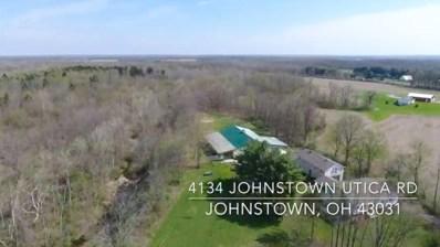 4134 Johnstown Utica Road, Johnstown, OH 43031 - #: 219004338