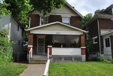 1377 E Rich Street, Columbus, OH 43205 - #: 219029220