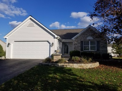 382 Abbotsbury Drive, Westerville, OH 43082 - #: 219041760